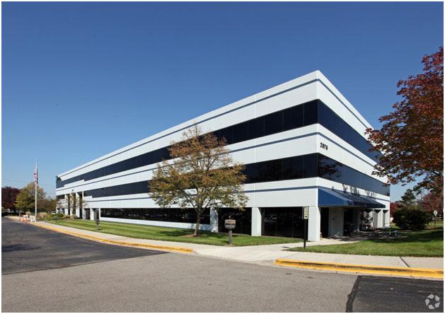 Wright Executive Center, Fairborn, OH
