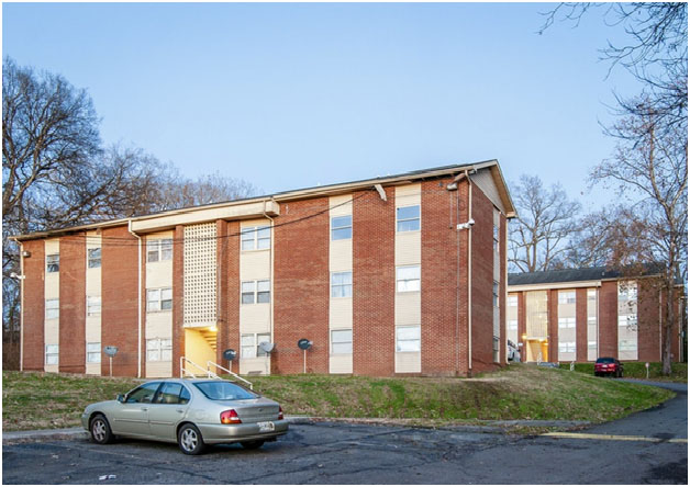 Knoxwood Apartments, Knoxville, Tennessee